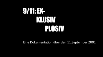 Premiere: Film-Doku 9/11 Ex-Klusiv Plosiv